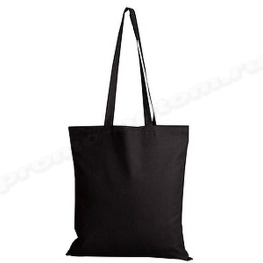 сумка из бязи черной
