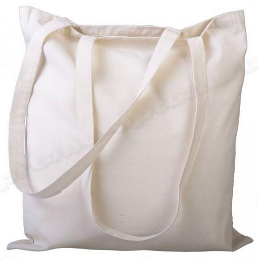 сумка из бязи отбеленной