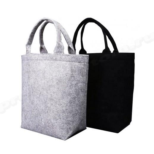 сумка из фетра 20х30