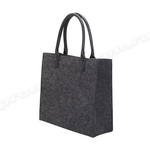 сумка из фетра 40х35
