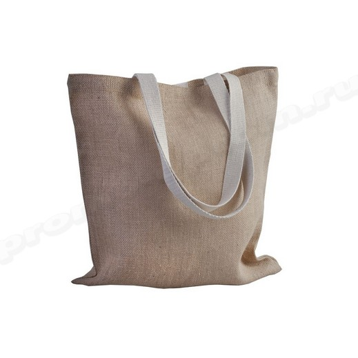 сумка из джута 35х40
