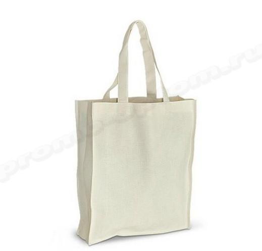 сумка объемная из двунитки 3д