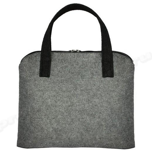 сумки из войлока 40х35