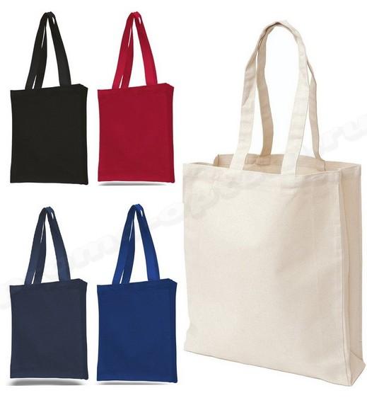 промо сумки из канваса оптом