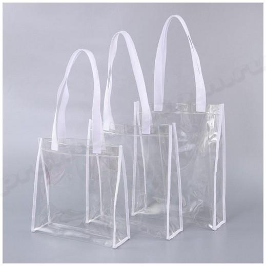 прозрачные пвх сумки оптом