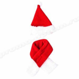 новогодние шарфы оптом