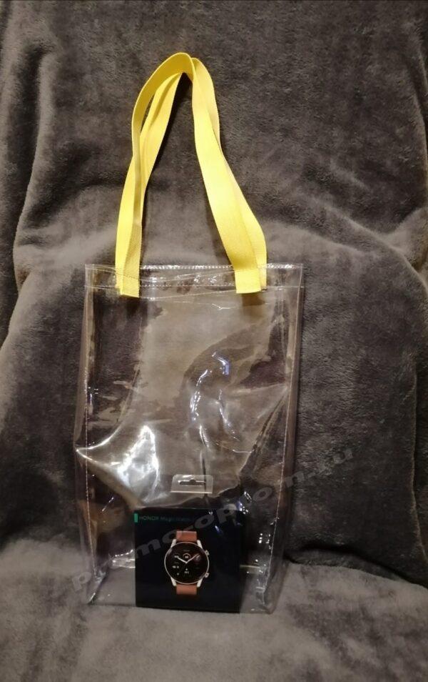 пластиковая промо сумка