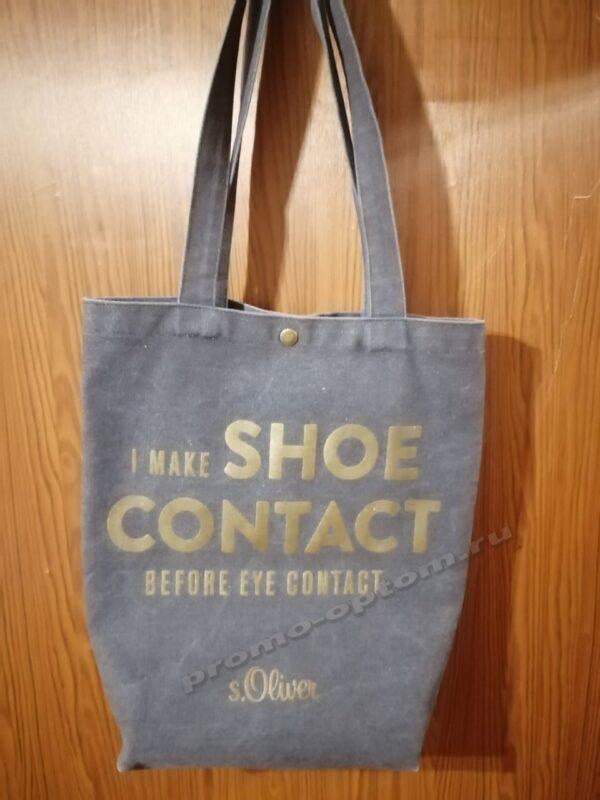 заказ сумок из канваса